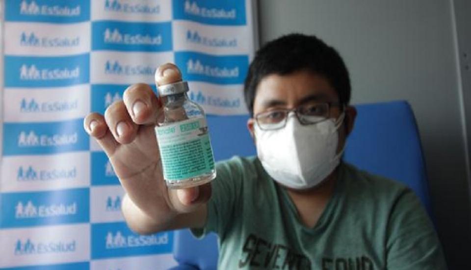 Pacientes con hemofilia continúan tratamiento en hospital Rebagliati pese a pandemia