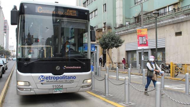 Metropolitano: Desde hoy la Policía Nacional resguardará a los ciudadanos en las diferentes estaciones