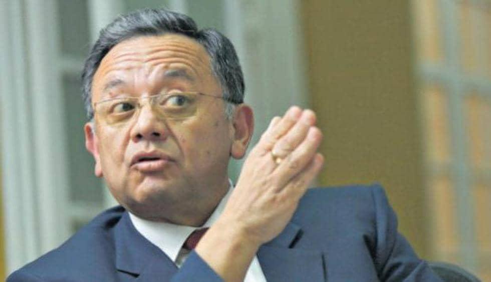 Edgar Alarcón asegura tener información parcial del contrato del Gobierno con Sinopharm