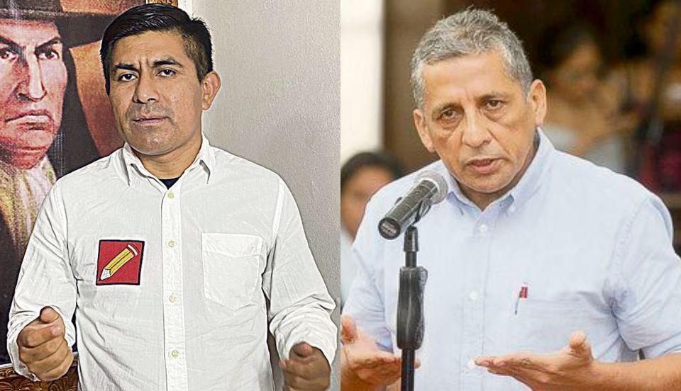 """Alex Flores considera que Antauro Humala es un """"preso político"""""""