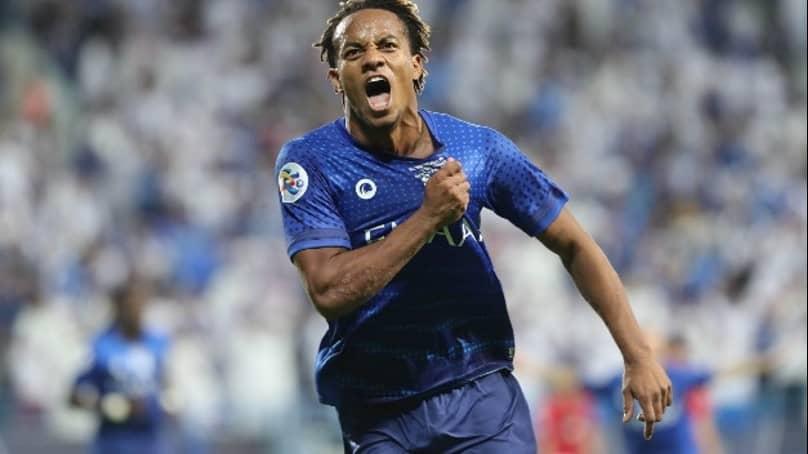André Carrillo marca en la victoria 3-1 del Al-Hilal en la Liga Profesional Saudí [VIDEO]