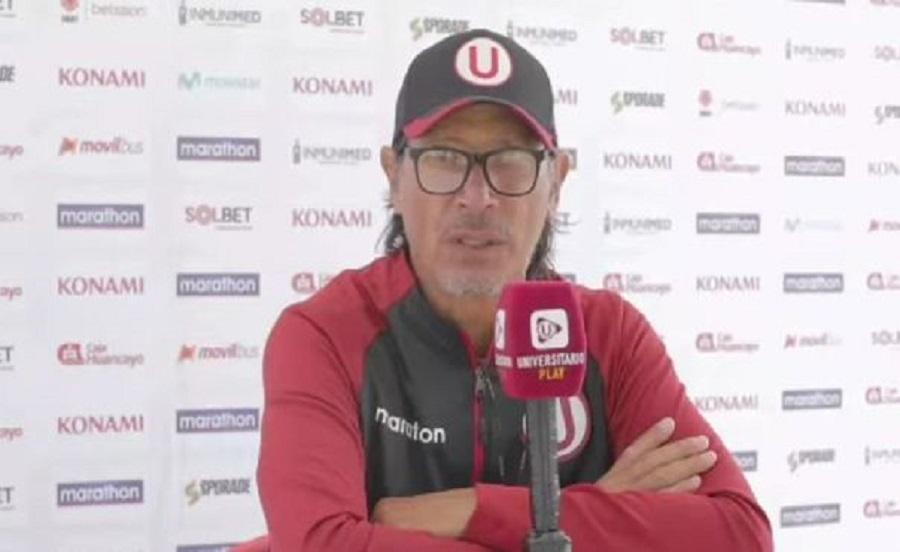 """Ángel Comizzo: """"Yo soy entrenador de fútbol"""