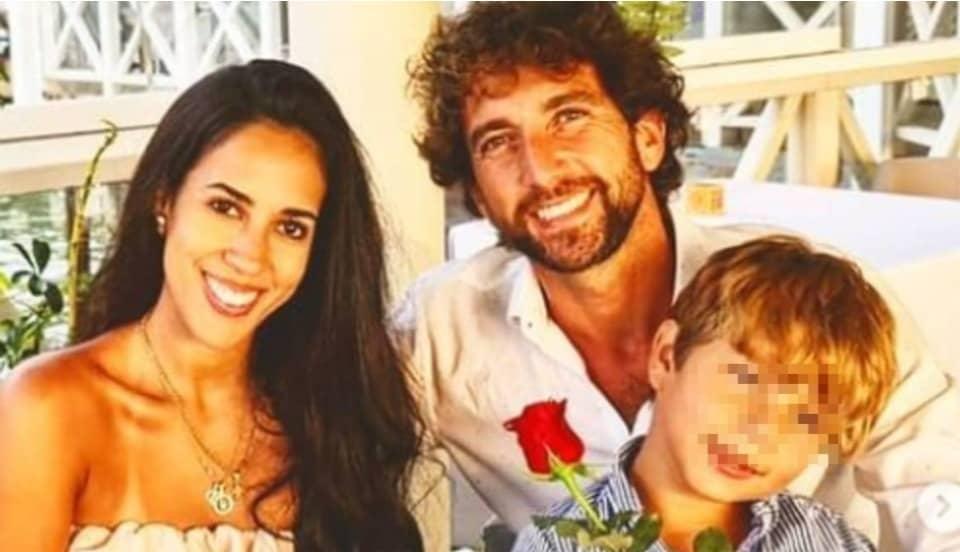 Antonio Pavón comparte tiernas fotografías junto a su novia y a su pequeño Antoñito
