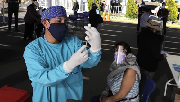 Geresa suspende vacunación para rezagados y la aplazan para el 25 de julio en Arequipa