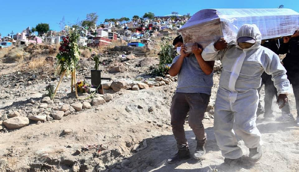 Arequipa: registran nuevo récord de 42 muertes por COVID-19 en las últimas 24 horas