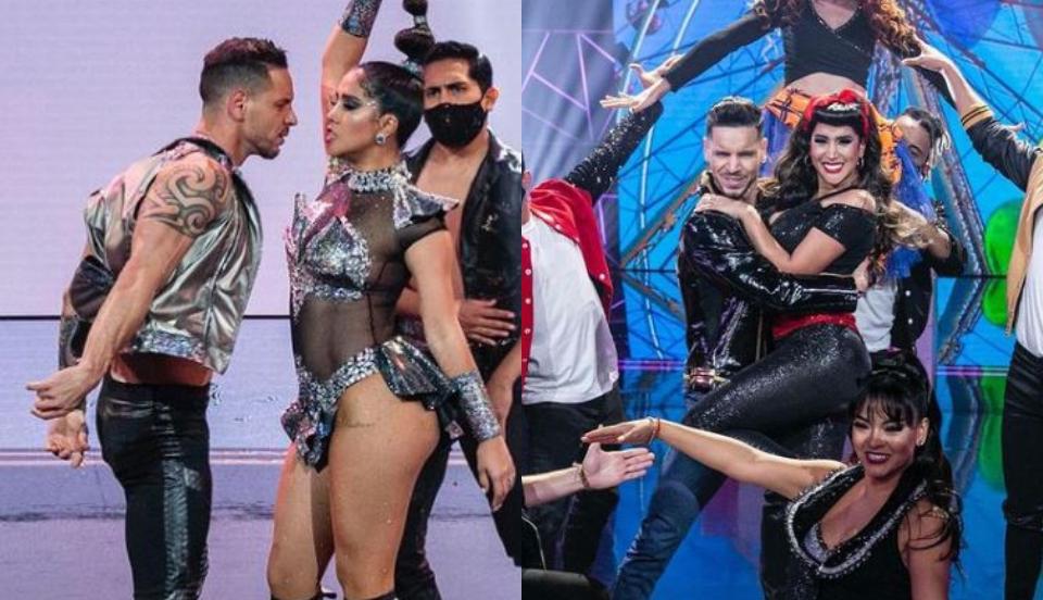 Reinas del Show: Bailarín bloquea comentarios en redes sociales tras ampay con Melissa Paredes