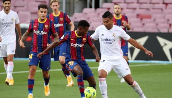 Barcelona vs. Real Madrid: ¿Cuánto pagan las casas de apuestas?