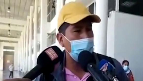 Bolivia: Pasajero toma el volante de un bus al notar que el conductor estaba ebrio