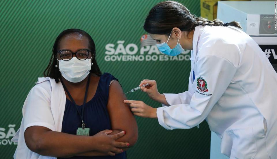 Brasil: Vacuna contra el COVID-19 y el pasaporte sanitario no serán obligatorios