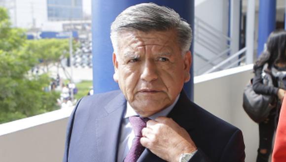 """César Acuña revela que """"por el momento"""" APP no dará apoyo a ningún candidato de la segunda vuelta electoral"""