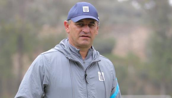 Alianza Lima: Confirman a Carlos Bustos como técnico por todo el 2022
