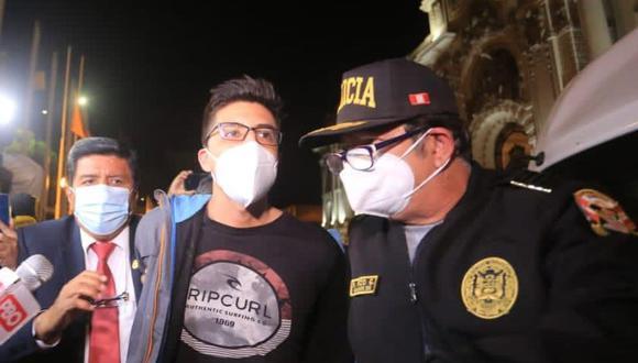 Ministerio Público no continuará con investigación contra joven que golpeó a excongresista Ricardo Burga