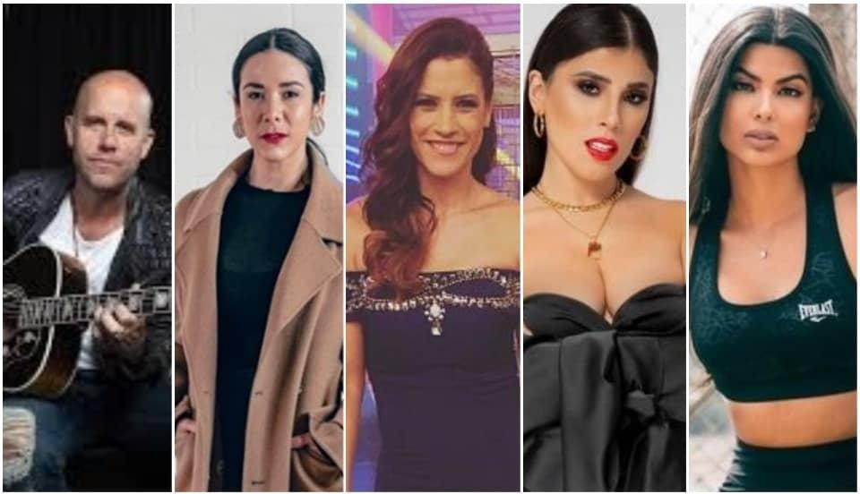 Celebridades peruanas son criticadas en reto de TikTok