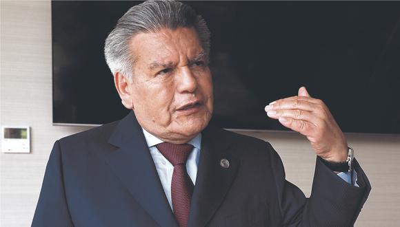 """César Acuña sobre último debate presidencial: """"Los peruanos no quieren floro"""""""