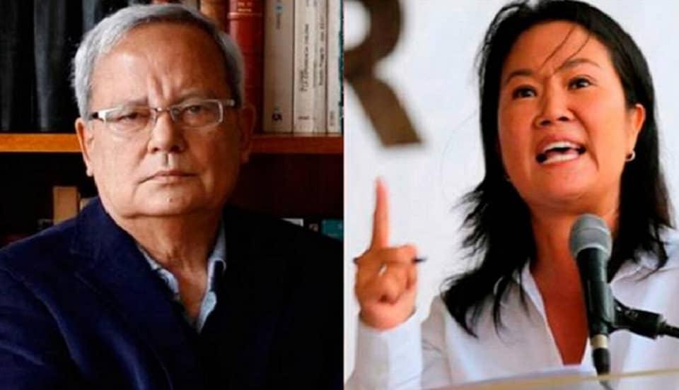 """César Hildebrandt: """"Votar por Keiko es decir que los muertos de La Cantuta no valen"""""""