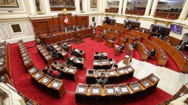 Congreso rechaza debatir moción de censura contra Francisco Sagasti