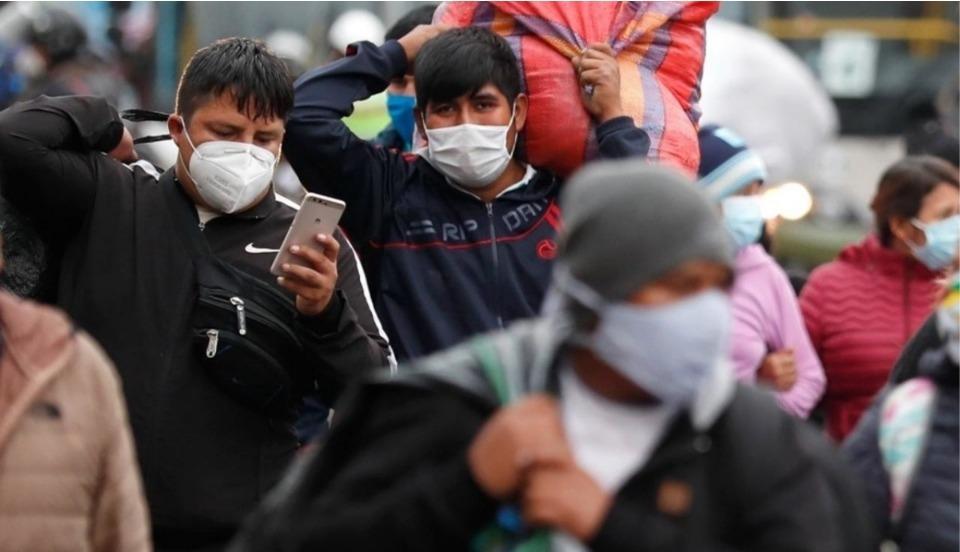 COVID-19: Al menos 12 millones de peruanos ya se contagiaron