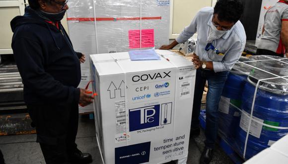COVID-19: Covax Facilty no entregará al Perú las 13 millones de vacunas comprometidas para el 2021