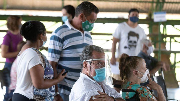 Brasil: El 50