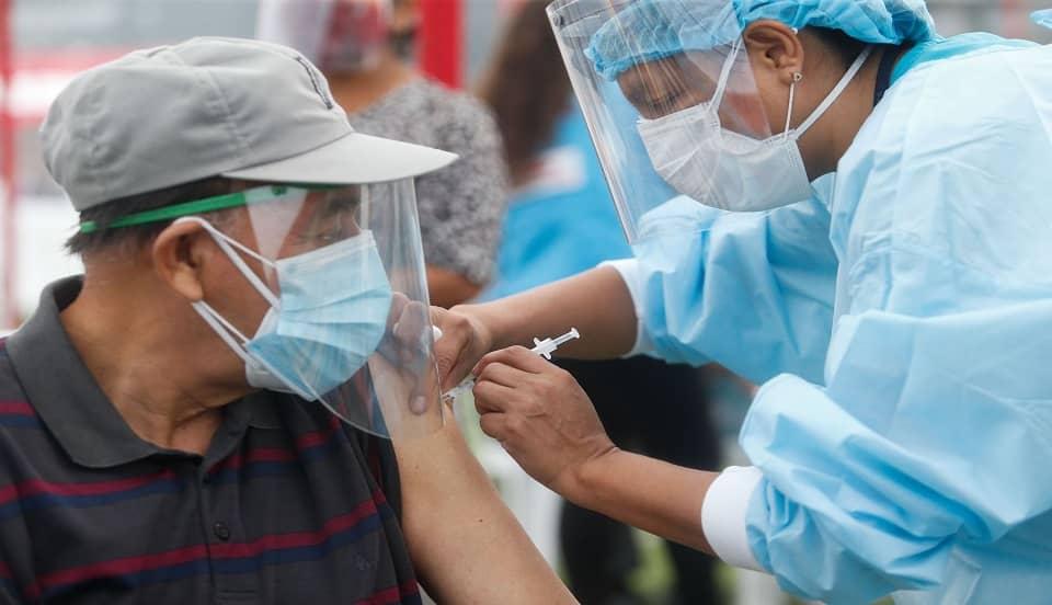 COVID-19: Minsa informa que ya se habrían aplicado más de 5 millones de dosis