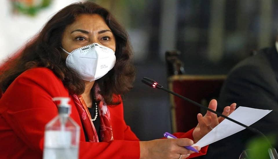 COVID-19: Violeta Bermúdez asegura que proceso de vacunación avanza a paso firme