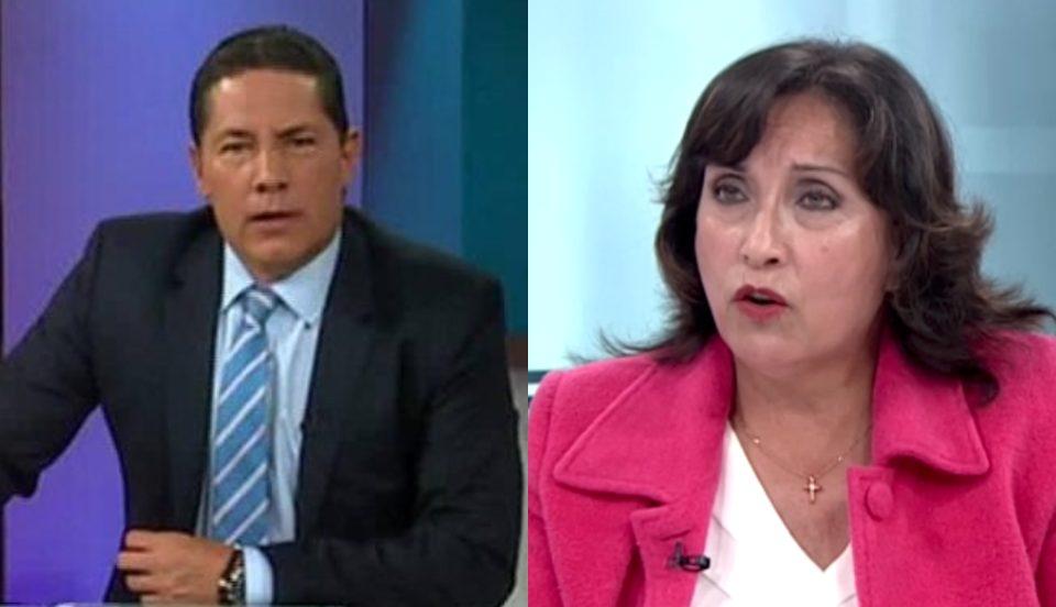 """Periodista de CNN """"destruye"""" a vicepresidenta de Perú Libre: """"¡Esta es una contradicción espantosa!"""" [VIDEO]"""