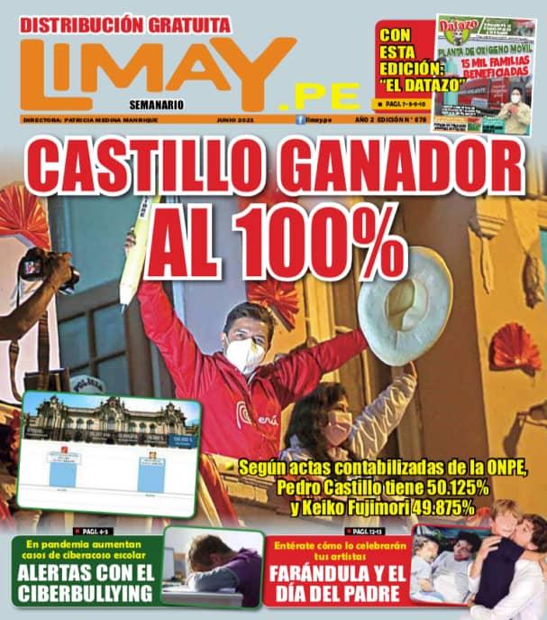 Edición Impresa 78: Castillo Ganador al 100%
