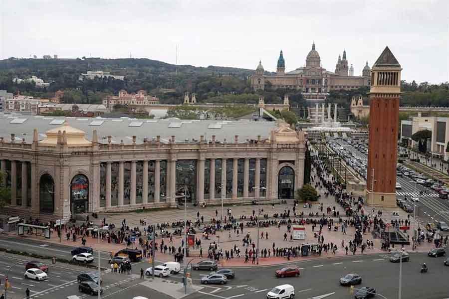 Elecciones 2021: En España miles de peruanos acuden a votar