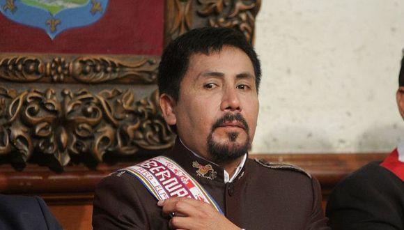 Elmer Cáceres: Ordenan detención preliminar de gobernador regional de Arequipa
