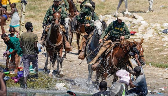 Estados Unidos: Patrulla fronteriza deja de usar caballos en operaciones con migrantes