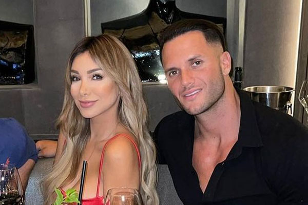 """Fabio Agostini tras el fin de su relación con Paula Manzanal: """"Las cosas entre los dos se enfrió"""""""