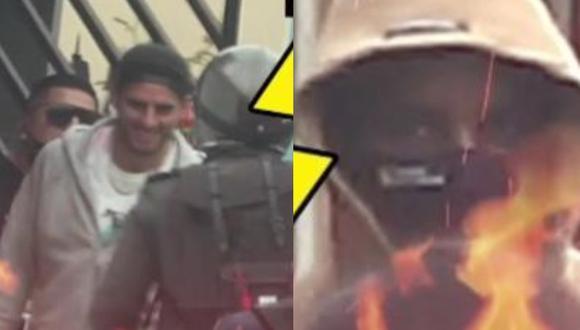 ¡Irresponsables! Difunden imágenes de Jefferson Farfán y Carlos Zambrano es fiesta COVID