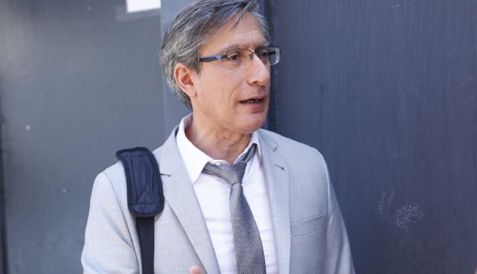 Federico Salazar habría dado positivo para COVID-19