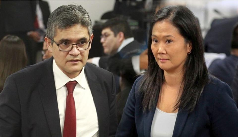 """Fiscal Pérez sobre Keiko Fujimori: """"Es inédito que una acusada por lavado de activos pueda ocupar  la Presidencia"""""""