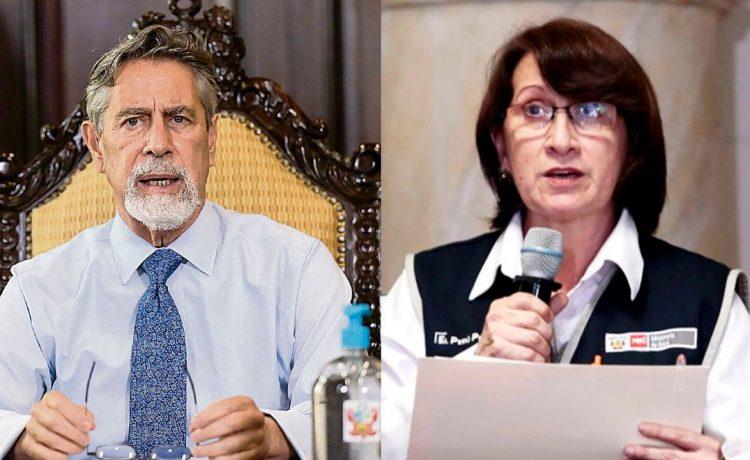 """Francisco Sagasti tras renuncia de Pilar Mazzetti: """"Congreso no puede tratar a un ministro de esta manera"""""""