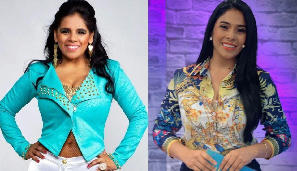 Giuliana Rengifo deja entrever que no es invitada a Latina desde que Maricarmen Marín entró al canal