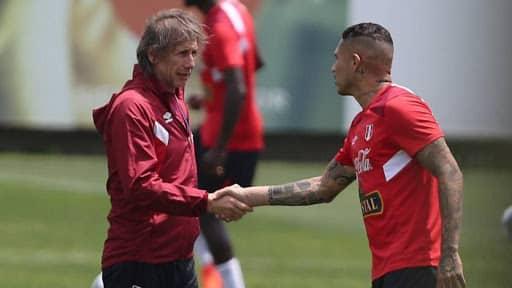 Ricardo Gareca considera que Paolo Guerrero tiene todas las características para ser jugador de Boca