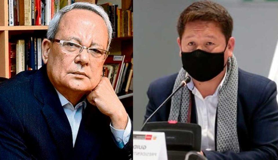 """César Hildebrandt sobre Guido Bellido: """"El problema es que los ministros no le hacen caso"""""""