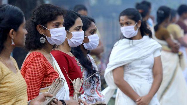 COVID-19: India recibe ayuda internacional para luchar contra el coronavirus
