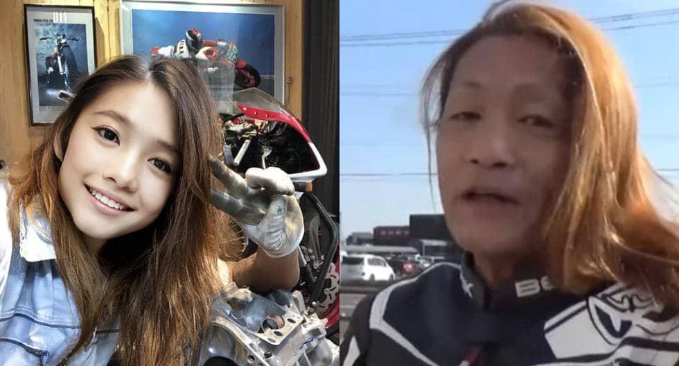 Descubren que famosa influencer japonesa es en realidad hombre de 50 años