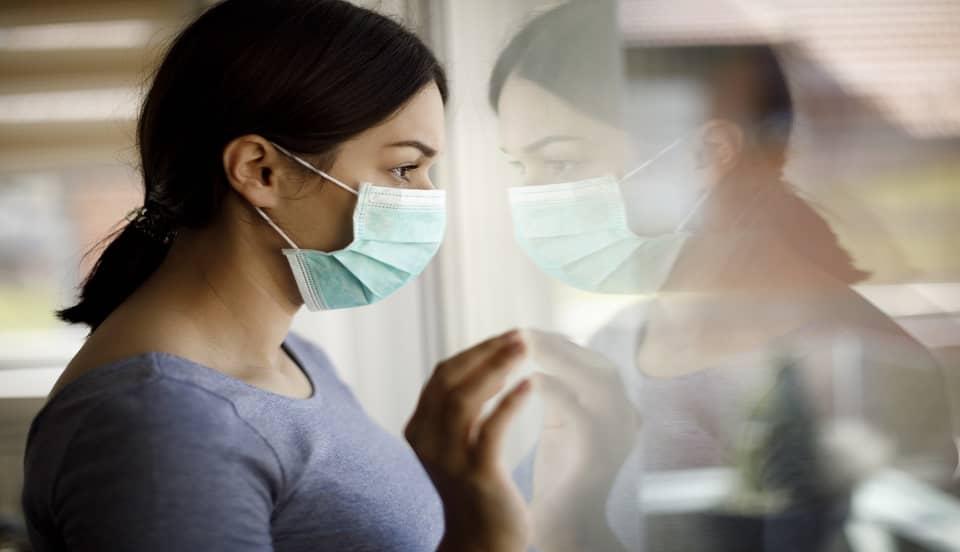 INSM: Más de la mitad de limeños sufre estrés por la pandemia del COVID-19