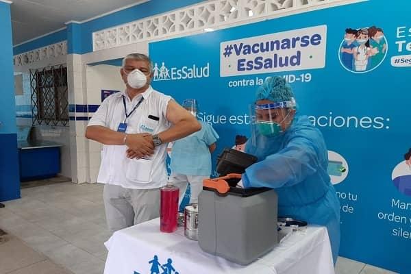 Iquitos: Denuncian desaparición de una dosis de la vacuna Sinopharm
