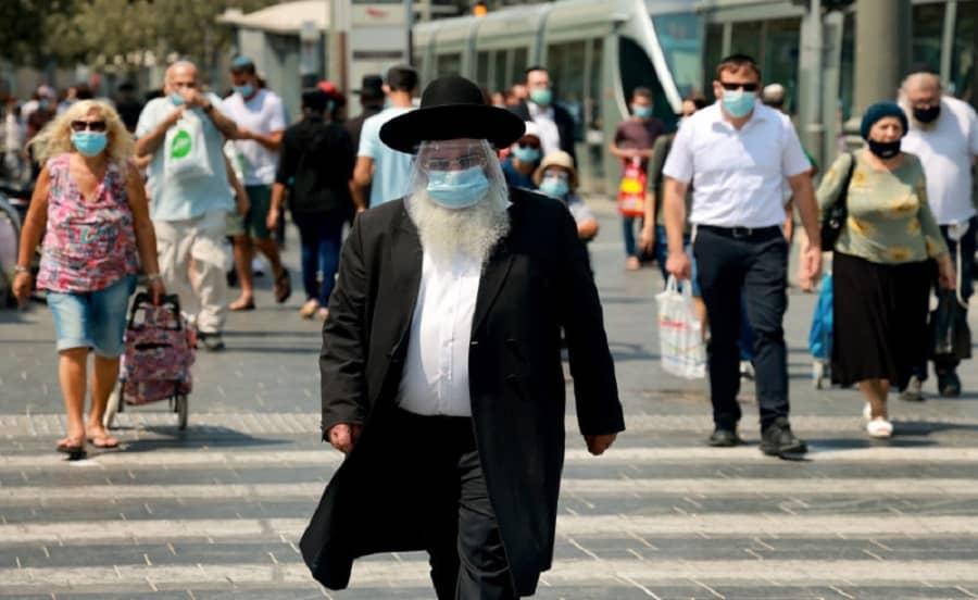 Israel: Uso de mascarillas al aire libre no será obligatorio desde el domingo