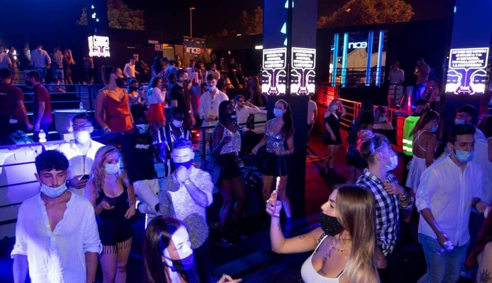 Italia: proponen abrir discotecas para vacunados o con prueba COVID-19 negativa