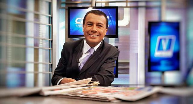 COVID-19: Hermano de Jimmy revela que periodista se viene recuperando favorablemente