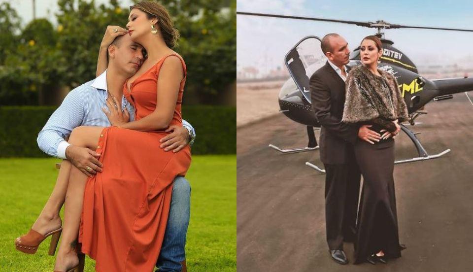 [FOTO] Karla Tarazona y su romántico mensaje tras celebrar un año relación con Rafael Fernández