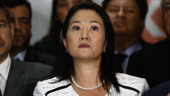 Keiko Fujimori es víctima de burlas al subir un vídeo y envía un mensaje a sus críticos