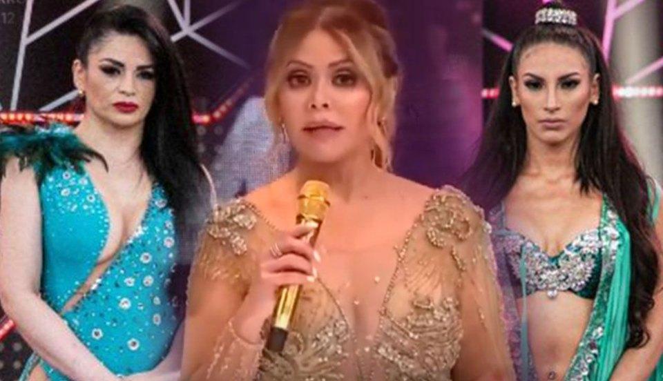 Reinas del Show: Leslie Moscoso será el reemplazo de Allison Pastor