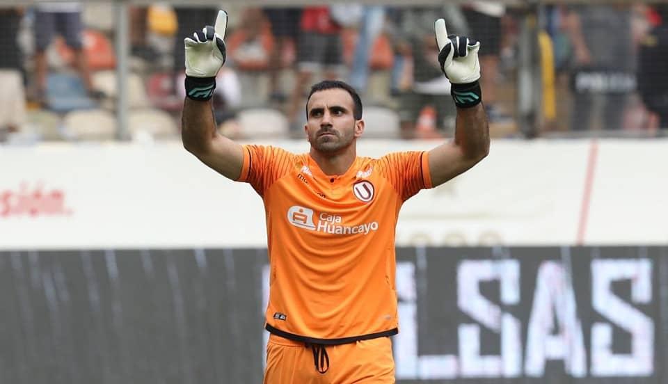 Liga 1: José Carvallo podrá volver en el duelo de Universitario y Ayacucho FC tras expulsión