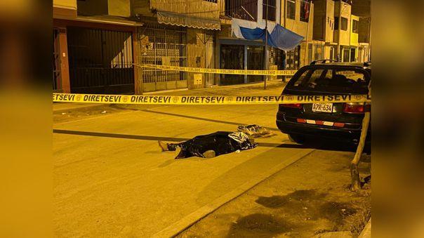 Los Olivos: Hombre es encontrado muerto durante la madrugada